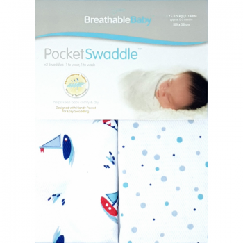 reathableBaby Pocket Swaddle