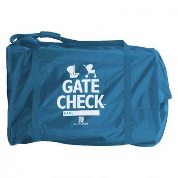 JL Childress Deluxe Gate Check Travel Bag – Suitable for Car Seats and Strollers