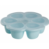 Beaba Multiportions Silicone Tray – 6 x 150ml – Blue