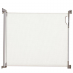 Dreambaby® Retractable Gate Fits Gaps Up To 140cm - White