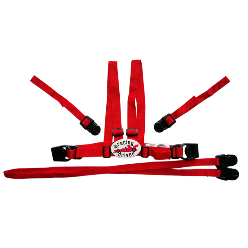 Clippasafe Harness and Reins – Designer Racing Driver
