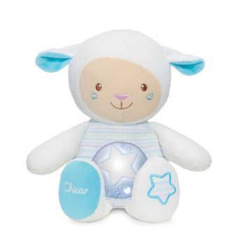 Chicco First Dreams Lullaby Sheep Night Light Projector - Blue