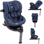 Joie i-Spin 360 i-Size Group 0+/1 Car Seat - Deep Sea
