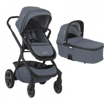 Nuna Demi Grow Pushchair and Carrycot – Aspen