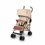 Ickle Bubba Discovery Stroller - Sand/Rose Gold