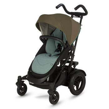 Micralite TwoFold Pushchair – Evergreen