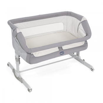 Chicco Next2Me Dream Side-Sleeping Crib – Graphite