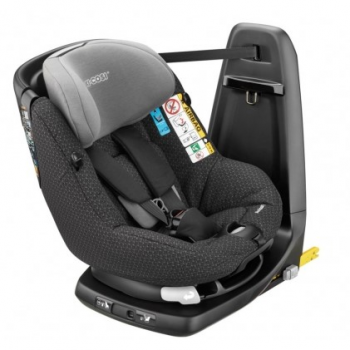 Maxi-Cosi AxissFix Plus i-Size Group 0+/1 Car Seat – Black Diamond