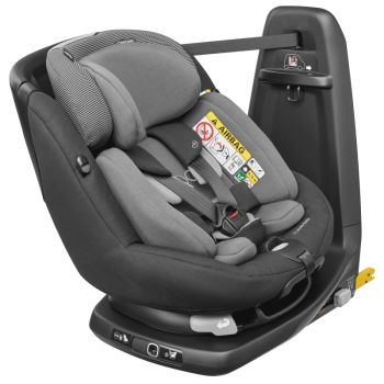 Maxi-Cosi AxissFix Plus i-Size Group 0+/1 Car Seat – Black Raven