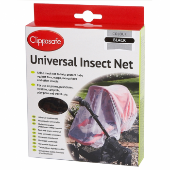 Clippasafe Universal Insect Net - Black