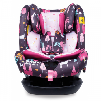 Cosatto All In All+ Group 0+/1/2/3 Car Seat – Unicorn Land