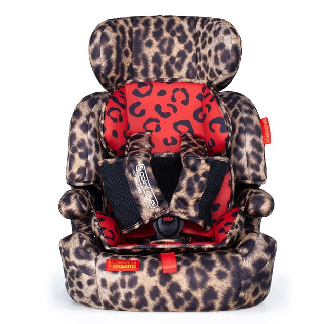 Cosatto Zoomi Group 1/2/3 Car Seat – Paloma Faith Hear Us Roar
