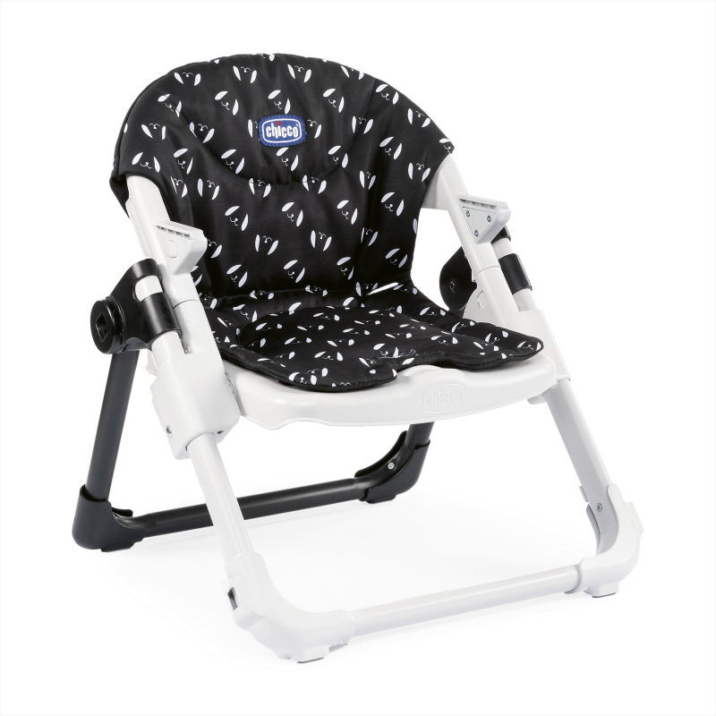 Chicco Chairy Booster Seat – Sweetdog (Black)