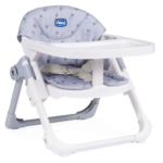 Chicco Chairy Booster Seat - Bunny (Grey)