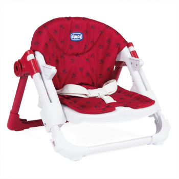 Chicco Chairy Booster Seat – Ladybug