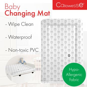 Callowesse Baby Changing Mat – One Black Sheep