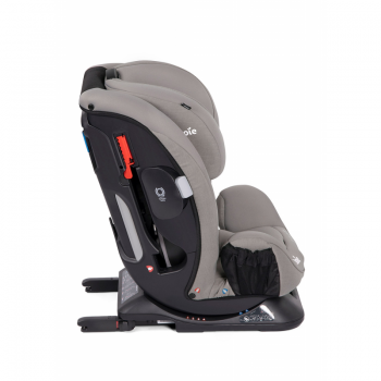 Joie Every Stage FX Car Seat Grey Flannel 6