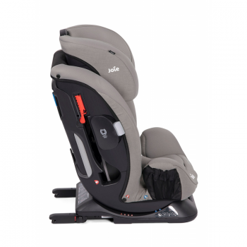 Joie Every Stage FX Car Seat Grey Flannel 8