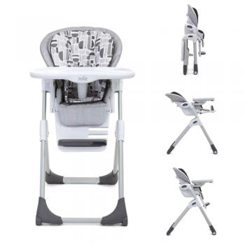 Joie Mimzy 2 in 1 Highchair – Logan