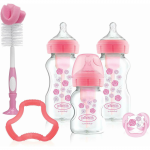Dr Brown's Options+ Gift Set - Pink