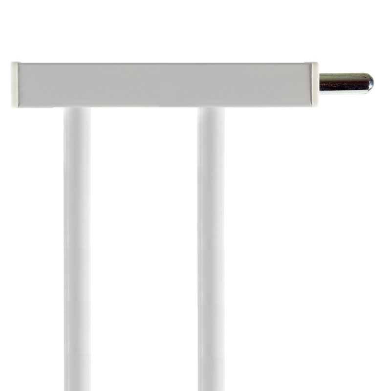 Callowesse Freedom Magnetic Stair Gate Extension - 14cm White
