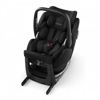 Recaro Zero.1 Elite Car Seat – Performance Black