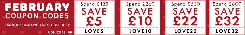February Spend & Save