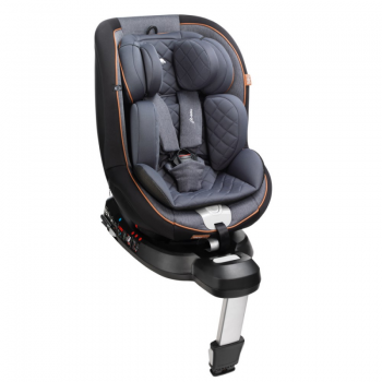 Mee-go Swirl i-Size 360 Group 0+/1 Car Seat – Caramel