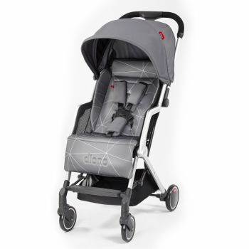 Diono Traverze Stroller – Grey Linear