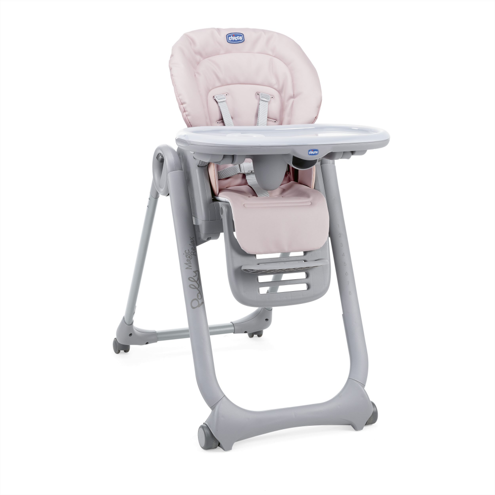 Chicco Polly Magic Relax Highchair Paradise Pink | BabySecurity