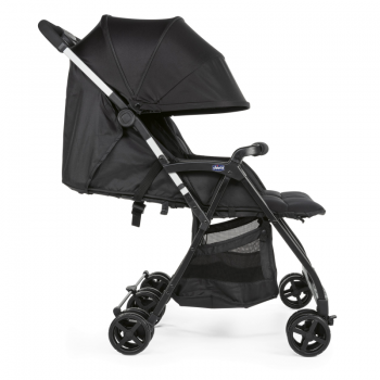 Chicco Ohlala Twin Stroller – Black Night
