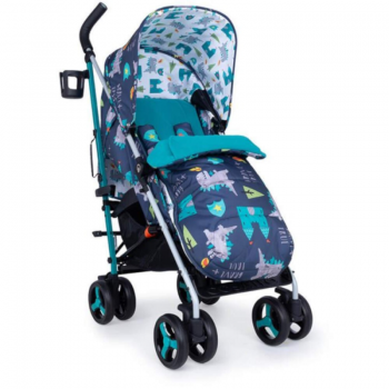 Cosatto Supa 3 Stroller – Dragon Kingdom