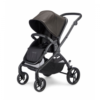 Mee-go Plumo Stroller Package – Phantom Black
