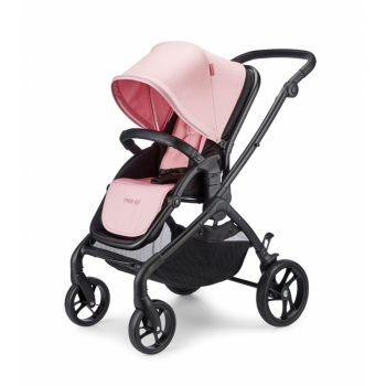 Mee-go Plumo Travel System Package – Rose Pink