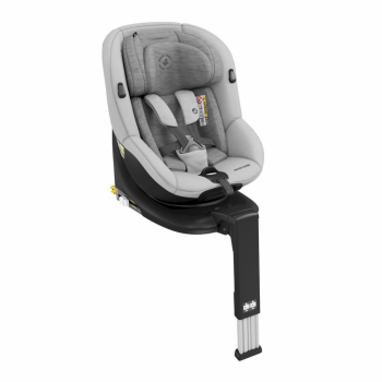 Mica Authentic Grey Car Seat 3