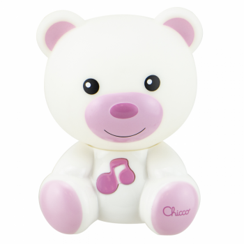 Chicco Dream Light Bear – Pink