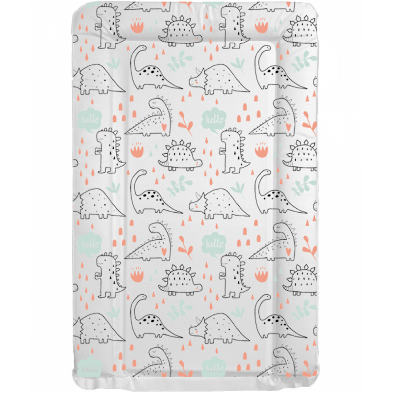 Callowesse Changing Mat Deluxe Waterproof with Raised Edges – Hello Dino