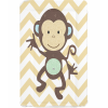 Monkey Chevron Changing Mat