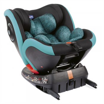 Chicco Seat 4 Fix Group 0+/1/2/3 Car Seat – Octane