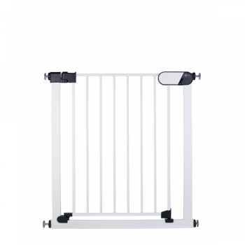 Callowesse Kemble Stair Gate 75-82cm Pressure Fit – White