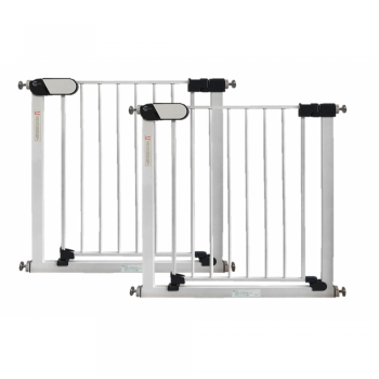 Callowesse Kemble Pressure Fit Safety Gate – 75cm – 82cm – Pack of 2