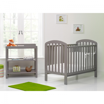 Obaby Lily 2 Piece Room Set – Taupe Grey