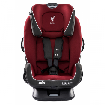Joie Every Stage FX Liverpool FC Group 0+/1/2/3 Car Seat – Red Liverbird
