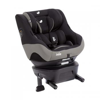 Joie Spin Safe Group 0+/1 Car Seat – Black Pepper