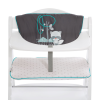 Hauck Alpha Highchair Pad Deluxe – Forest Fun
