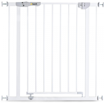 Hauck Autoclose'n Stop Safety Gate (75 – 80cm) – White