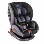 Chicco Seat 4 Fix Group 0+/1/2/3 Car Seat - Graphite