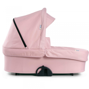 Hauck Eagle 4S Carry Cot – Pink/Grey