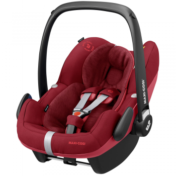 Maxi-Cosi Pebble Pro i-Size Car Seat - Essential Red