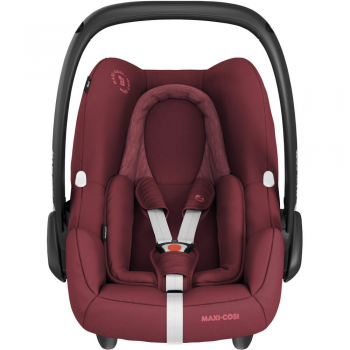Maxi-Cosi Rock i-Size Group 0+ Car Seat - Essential Red
